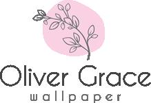 Oliver Grace Wallpaper Logo